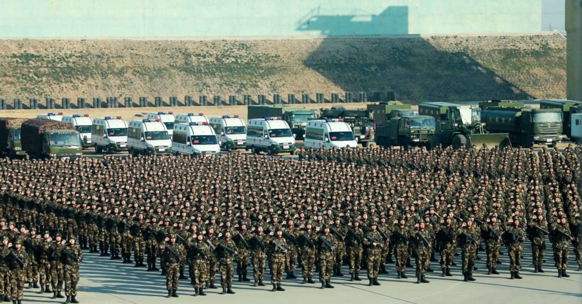 China's latest military reform reveals its rising ...  China Armed Forces