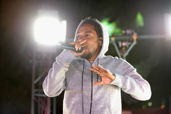 "Kendrick Lamar's ""Damn"" was the second most-popular album in 2017."