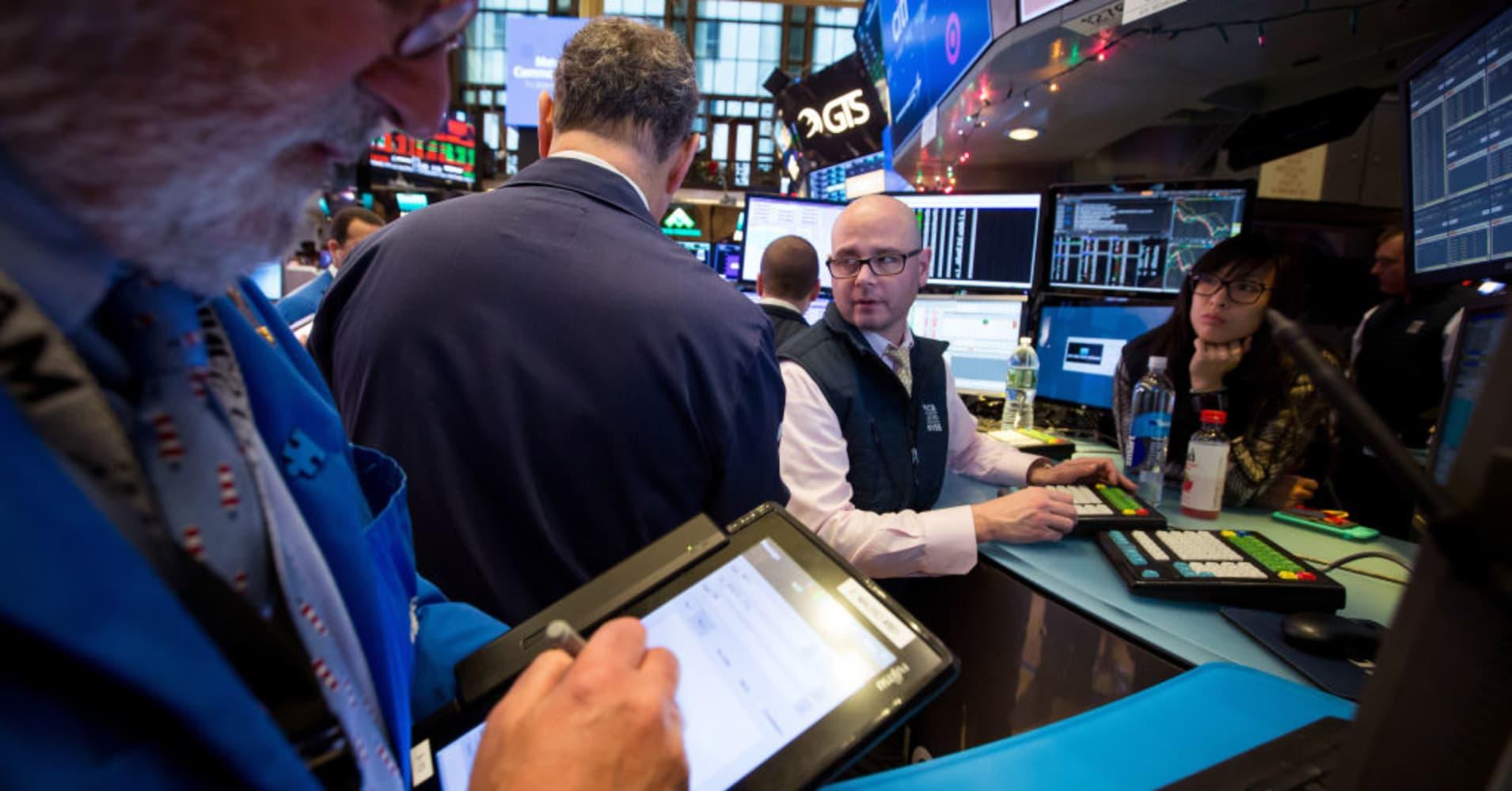 Stocks making the biggest moves premarket: Qualcomm, Rio