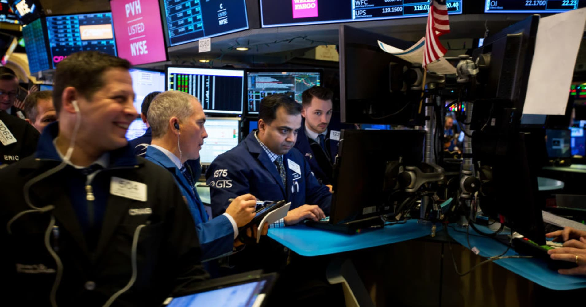 US stock futures slip as investors await inflation data