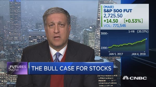 Here's why Federated sees a 'barbell' year for stocks