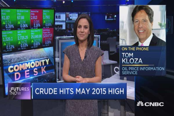 Oil prices to drop by Oscar season, OPIS' Tom Kloza warns