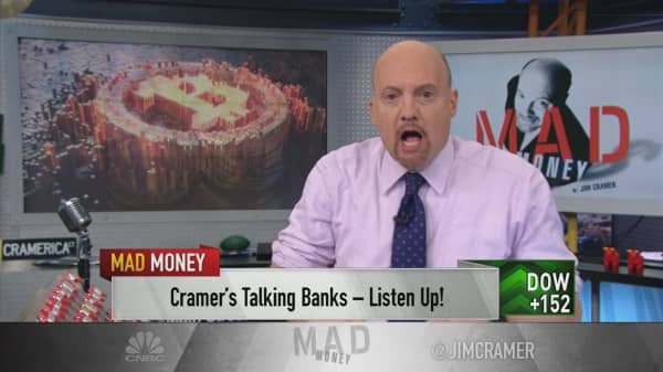 Cramer pinpoints stocks that are feeding the market in 'beast mode'