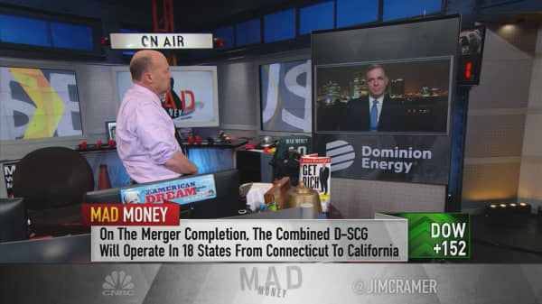 Dominion CEO: 'We're investing for the long term in South Carolina'