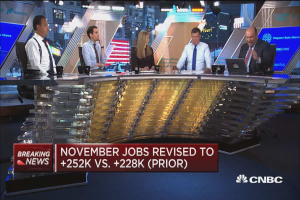 For the record, this is a good jobs report: Economist