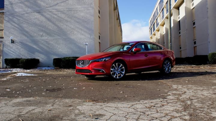 The 2017 Mazda 6