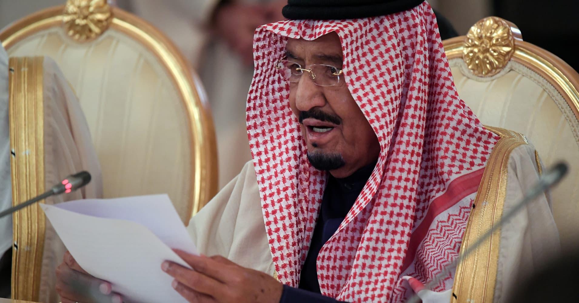 Saudi Arabia's 2019 budget announces higher spending