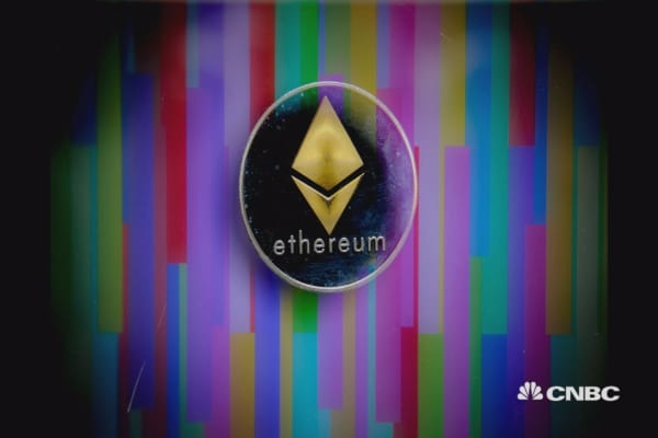 Ethereum just blew past another record high