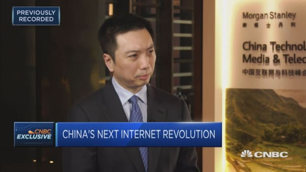 This tech investor likes branded e-commerce in China