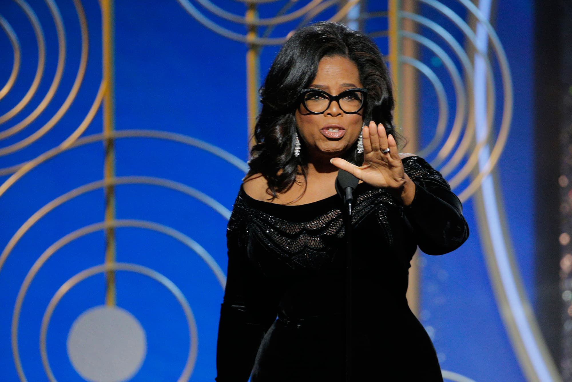 026c3f9535 Here s what Oprah did when she found out her male co-worker was making more  money than her
