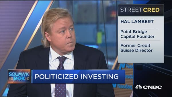 This ETF is placing its bets on the GOP agenda: CEO