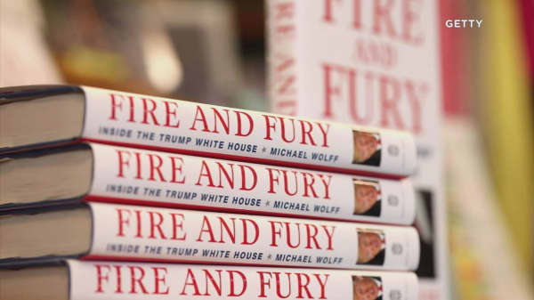 Michael Wolff's 'Fire and Fury': Some of the facts just don't stack up