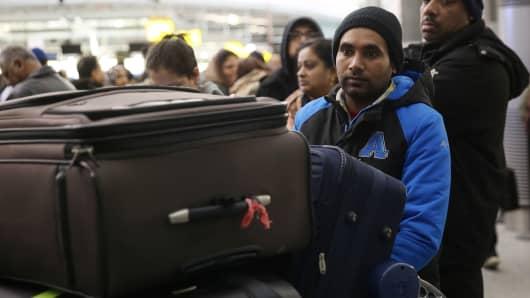 JFK water main break at Terminal 4 causes further flight delays