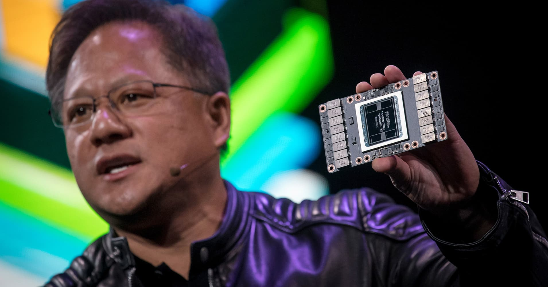 Nvidia tumbles 19% after missing on revenue and guidance