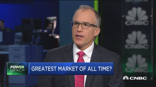 No one's fundamentally buying stocks, just chasing what's working: BMO's Brian Belski
