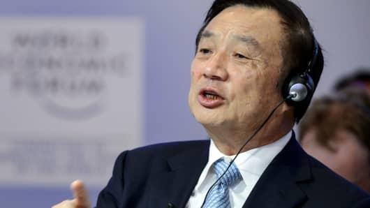 Huawei Founder and CEO Ren Zhengfei