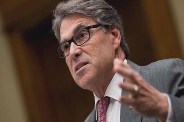 Regulators reject Rick Perry's plan to prop up coal and nuclear plants