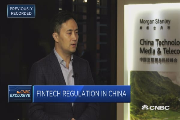 This firm's fintech play is connecting financial services in China