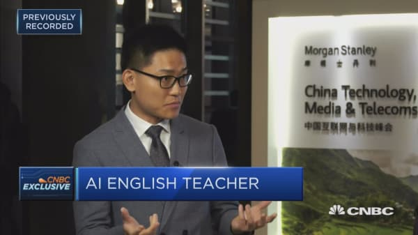 This firm sees a new way to teach English online