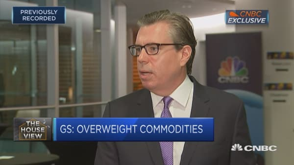 Underlying environment for oil returns 'very strong': Commodities analyst