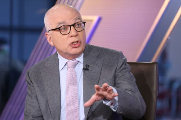 Michael Wolff, author of Fire and Fury: Inside the Trump White House.