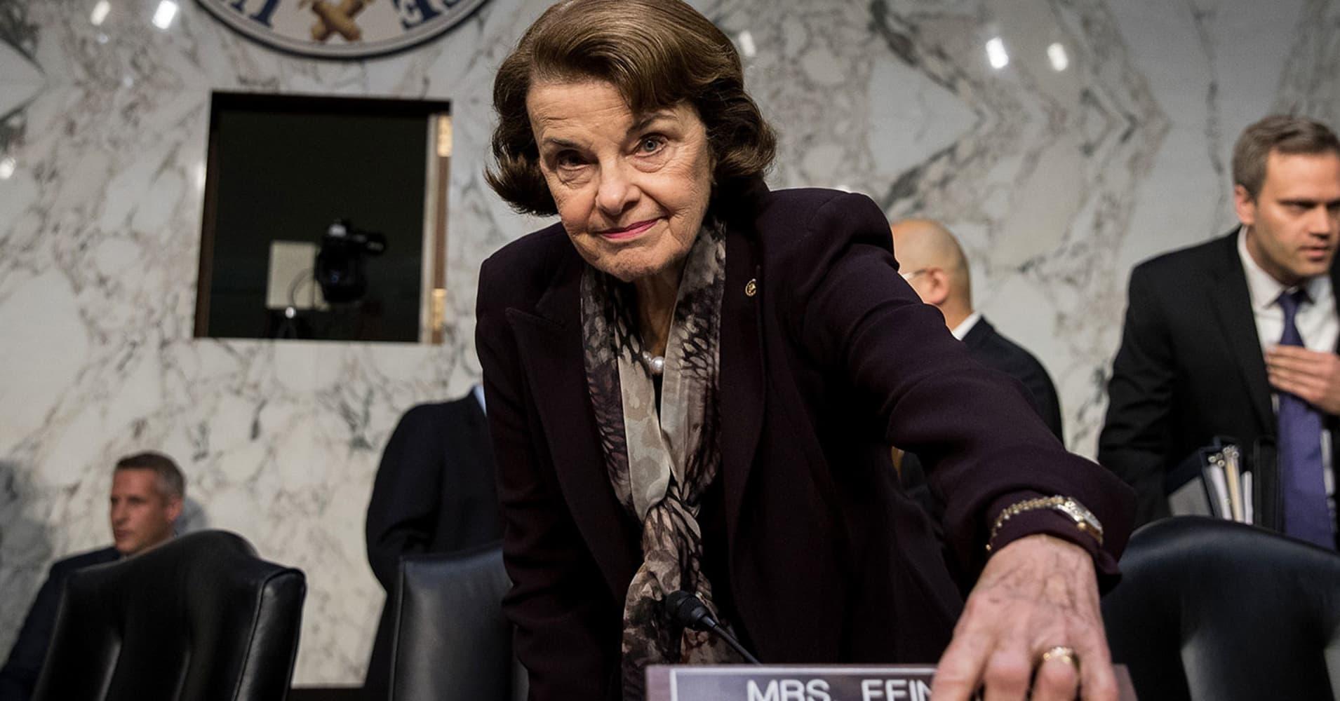 Sen. Dianne Feinstein unilaterally releases Fusion GPS testimony on Russian-Trump dossier