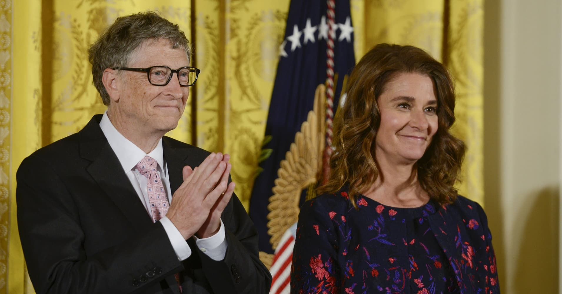 bill and melinda gates share secret to optimism in 2018 annual letter