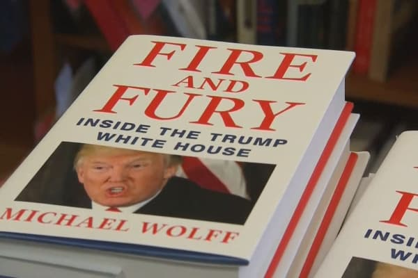 If Russia probe goes near Trump's finances, 'he's sunk,' 'Fire and Fury' author Michael Wolff says
