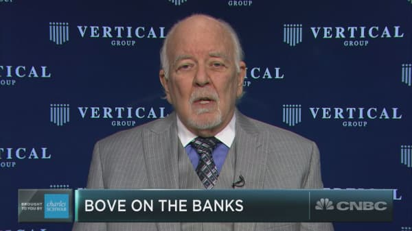 Goldman Sachs to lead pack in an explosive year for banks: Bove