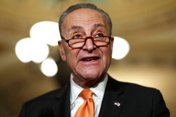 Senate Minority Leader Chuck Schumer (D-NY)
