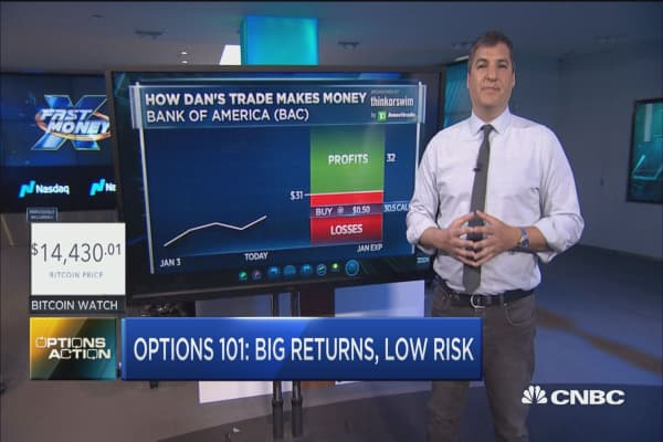 This is how to make big bitcoin-like returns with lower risk: Trader