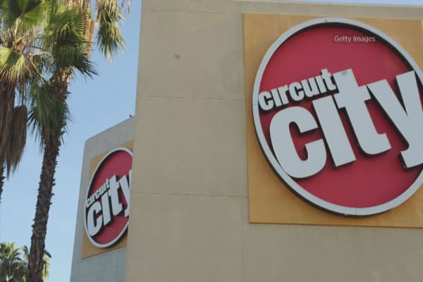 Circuit City to relaunch online next month, with stores on the horizon