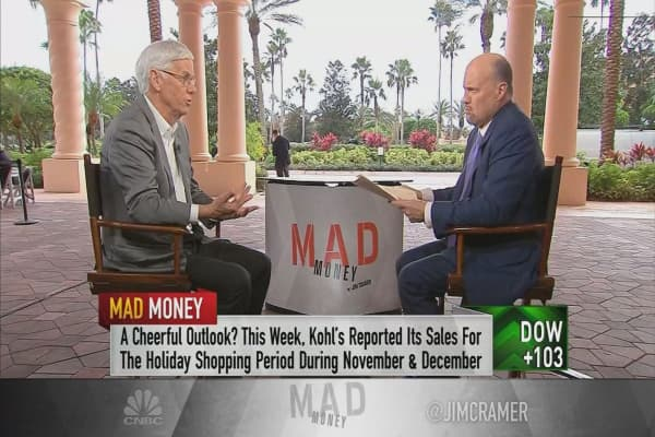 Kohl's CEO: Physical stores are 'critical' no matter where consumers choose to shop