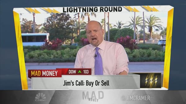 Cramer's lightning round: The analysts downgrading Edwards Lifesciences are 'knuckleheads'