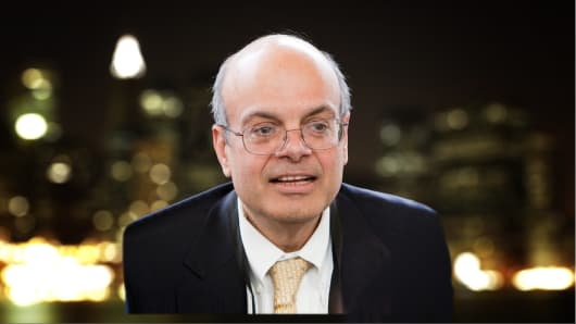 Ajit Jain is executive vice president of National Indemnity Company