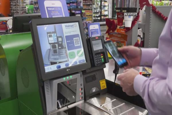 Walmart and Kroger are about to ditch cashiers in 500 stores