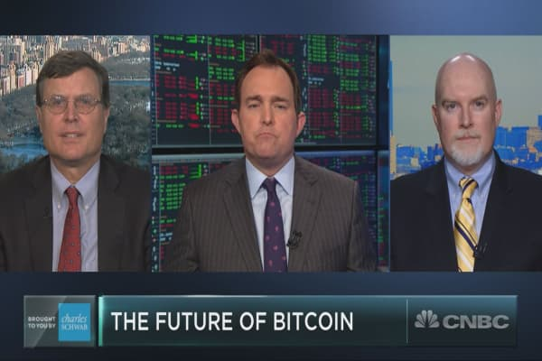 Debating the future of bitcoin