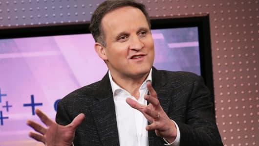Adam Selipsky, CEO, Tableau Software