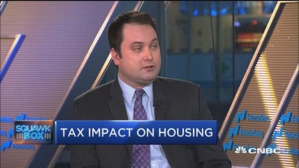We put a sell on KB Homes after tax bill. Here's why: Citi analyst