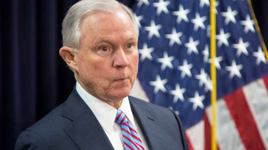 Gardner Meets With Sessions On Decision To Revoke Marijuana Policy class=