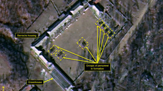 Satellite images reveal North Korea may be preparing another missile test