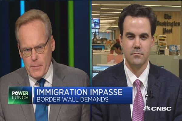 Trump says DACA deal must include border wall: Washington Post's Robert Costa
