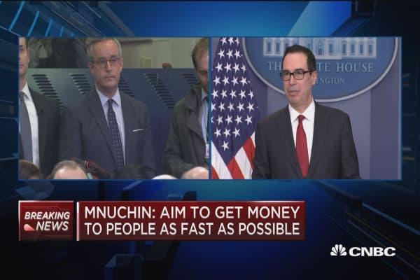 President will talk trade in Davos: Mnuchin