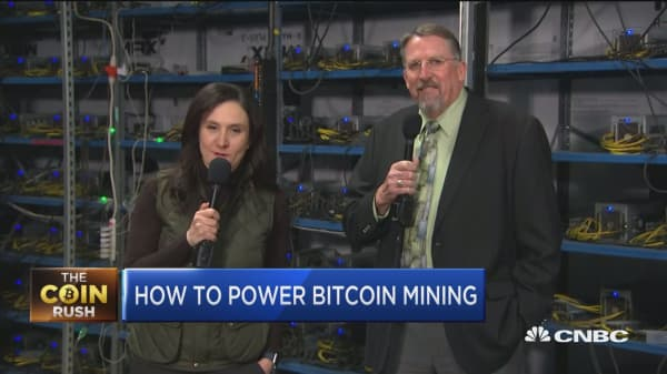 Bitcoin mining good for region: Port of Douglas economic development manager