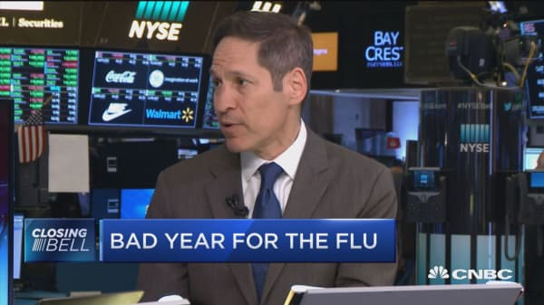 Why is the flu so bad this year?