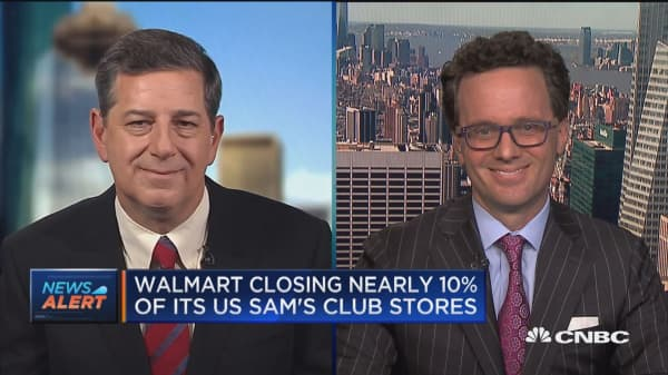 Walmart has been serious about wage raises for years: Fmr. Walmart US CEO