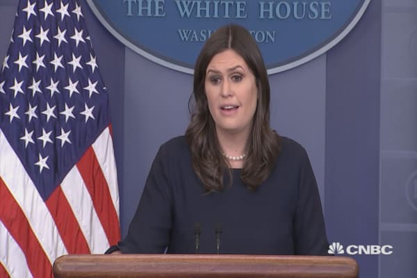 White House: No deal reached yet on 'DACA'