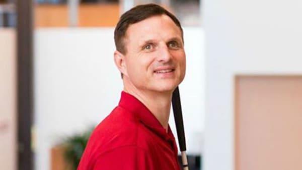 Matt King, an engineer at Facebook.