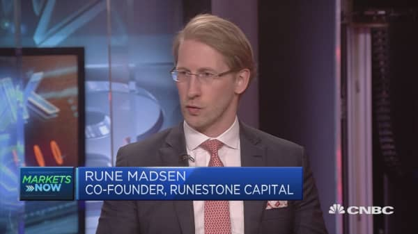 Volatility more of a follower than a leader: Runestone capital