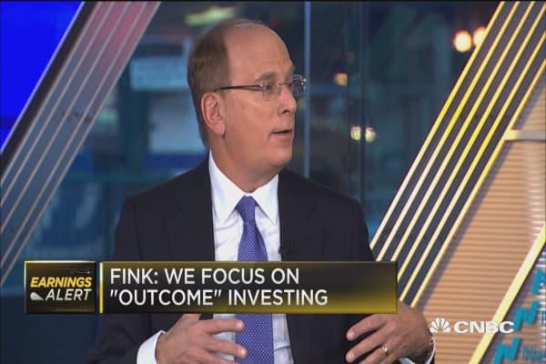 Tax bill should have totally elimated carried interest: BlackRock's Larry Fink